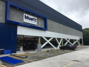 Academia Bluefit Granja Viana-